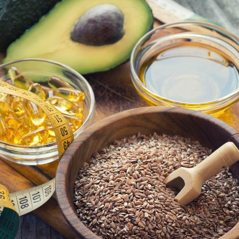 Importancia de consumir grasa para el cuerpo