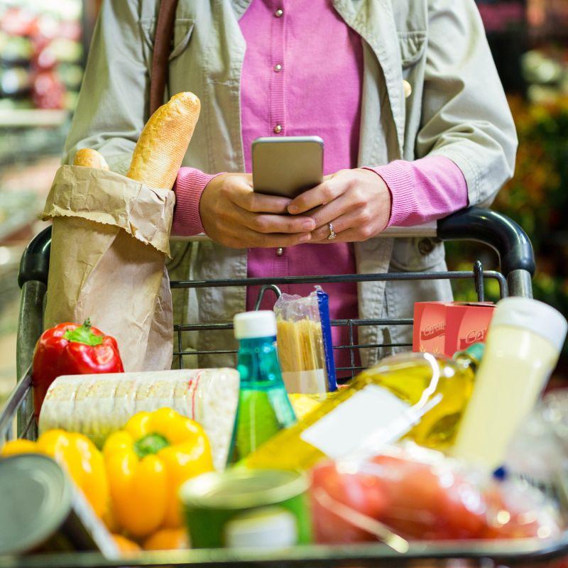Tendencias de consumo en la industria alimentaria