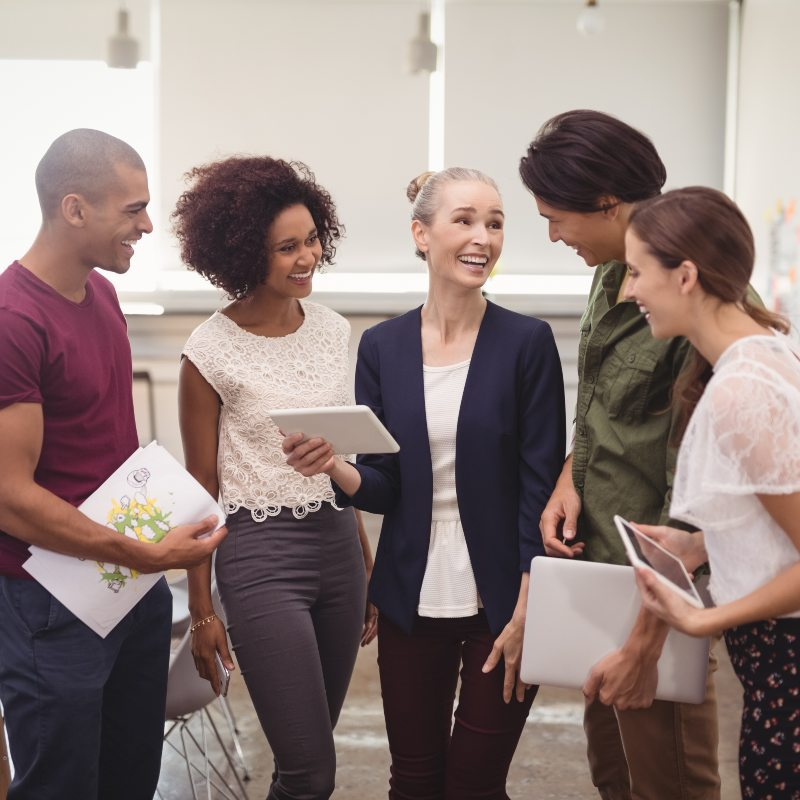Cultura empresarial para encantar a tus empleados